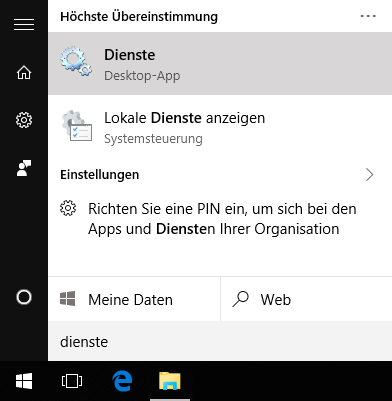 WebClient from Windows